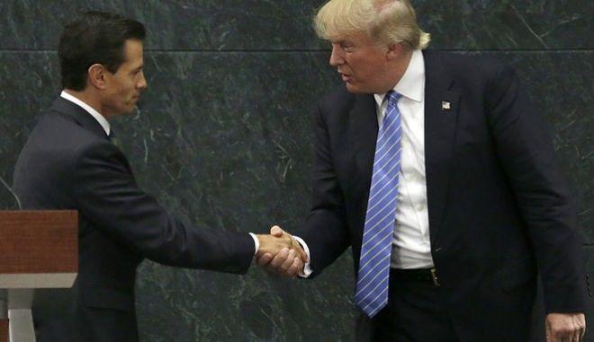 Συνάντηση Πένια-Τραμπ το προσεχές διάστημα