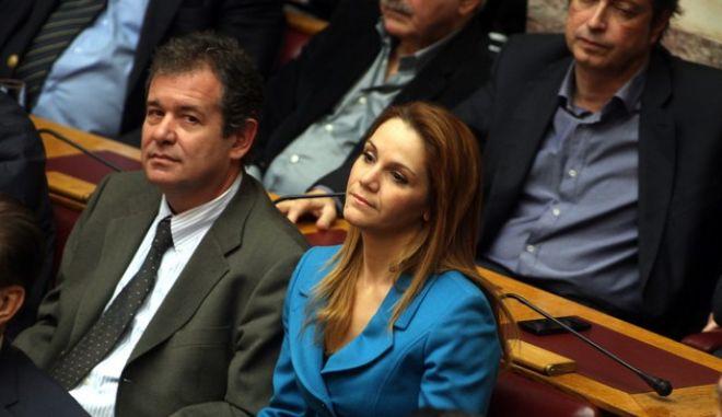 Προσχώρησαν στη ΝΔ Ιατρίδη και Γιοβανόπουλος...