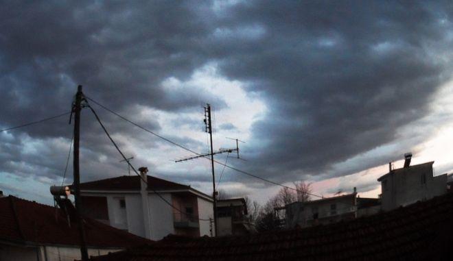 Βροχές και συννεφιά