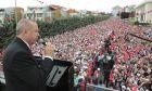 Ο Τούρκος πρόεδρος, Ταγίπ Ερντογάν