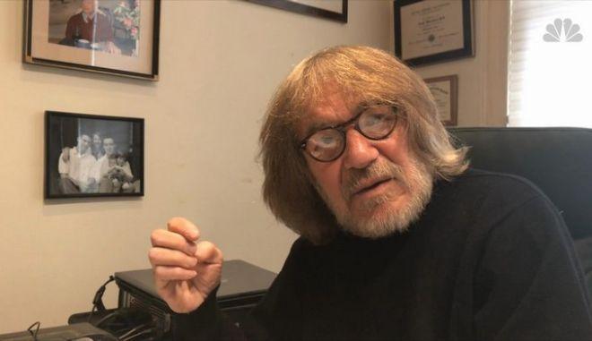 Ο πρώην προσωπικός γιατρός του Ντόναλντ Τραμπ, Χάρολντ Μπορνστάιν