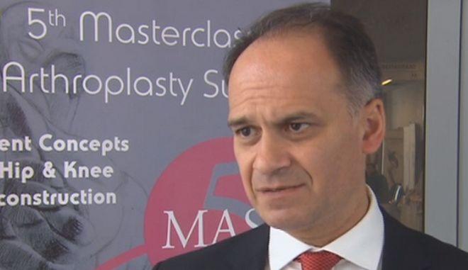 Ελευθέριος Τσιρίδης, Καθηγητής Ορθοπεδικής Χειρουργικής ΑΠΘ
