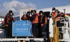 Έφθασε στη Βολιβία η πρώτη παρτίδα δόσεων του Sputnik V