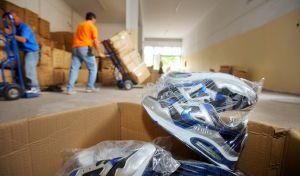 Πειραιάς: Κατασχέθηκε μεγάλη ποσότητα προϊόντων-'μαϊμού'