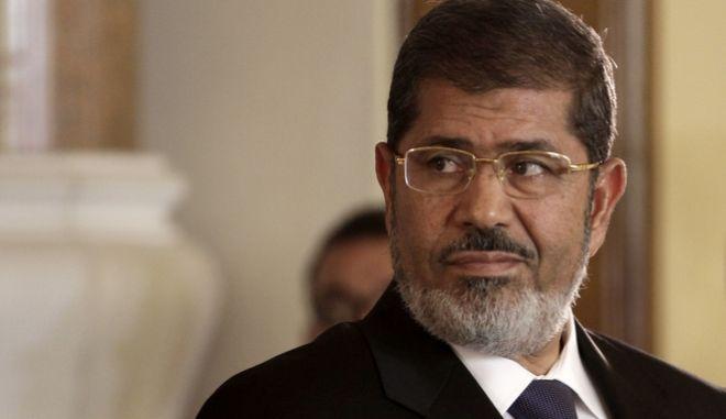 Μοχάμεντ Μόρσι