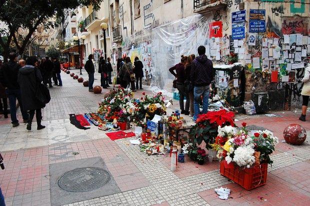 Πέντε χρόνια από τη δολοφονία του Α. Γρηγορόπουλου