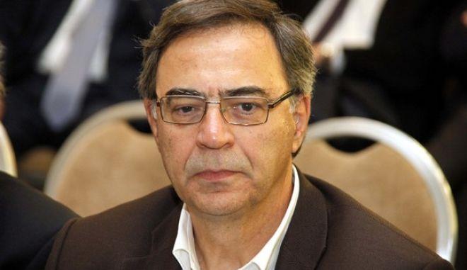 Ο Νίκος Χριστοδουλάκης