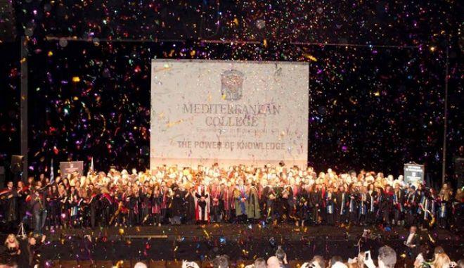 Το Mediterranean College βράβευσε επιτυχημένους επιχειρηματίες