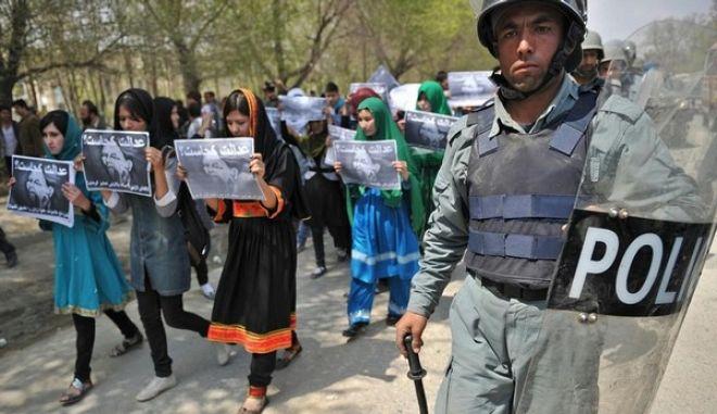 Σε επίπεδο ρεκόρ τα βίαια εγκλήματα κατά των γυναικών στο Αφγανιστάν