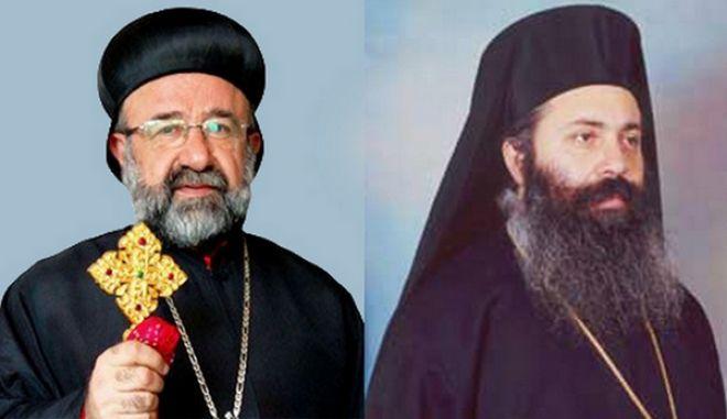 """Συρορθόδοξη Εκκλησία: """"Τσετσένοι τζιχαντιστές"""" πίσω από την απαγωγή των Μητροπολιτών"""