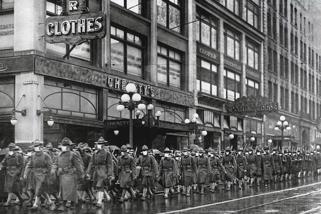 Πανδημία γρίπης: Τι συνέβη όταν ο κόσμος κουράστηκε από τα μέτρα περιορισμού το 1918