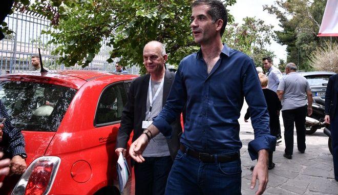 Ο υποψήφιος δήμαρχος Αθήνας, Κώστας Μπακογιάννης