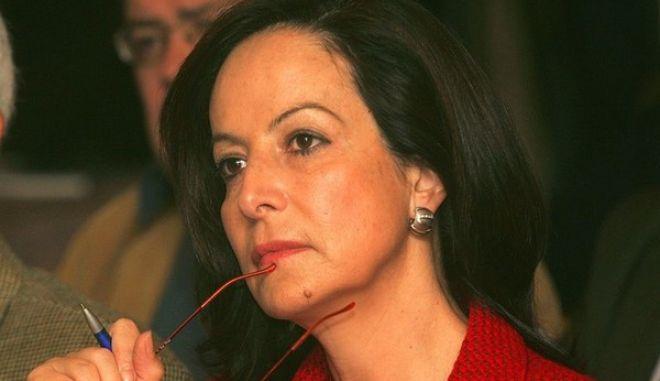 """Άννα Διαμαντοπούλου: Να διαλυθούν ΠΑΣΟΚ και ΔΗΜΑΡ, να γίνει κόμμα η """"Κίνηση των 58"""""""