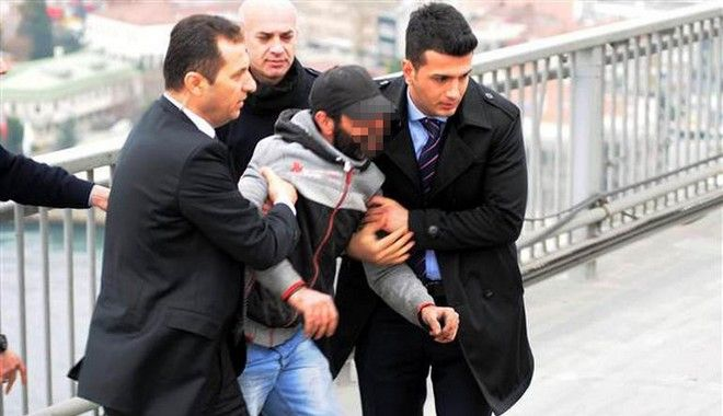 Ο Ερντογάν σε ρόλο διαπραγματευτή αποτρέπει αυτοκτονία στο Βόσπορο