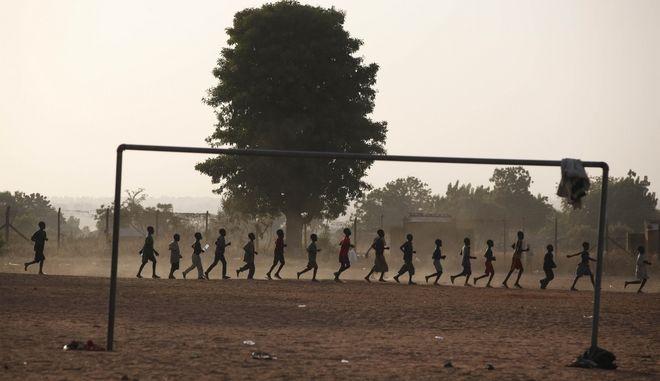 Παιδιά στη Βόρεια Νιγηρία (φωτογραφία αρχείου)