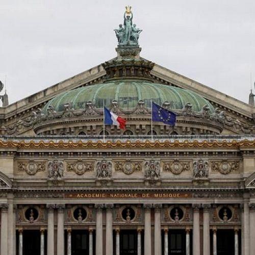 Γαλλία: Με συναυλία αφιερωμένη στους υγειονομικούς άνοιξε ξανά το Παλέ Γκαρνιέ