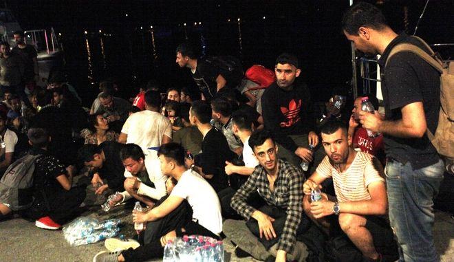 Πρόσφυγες Συλλήψεις