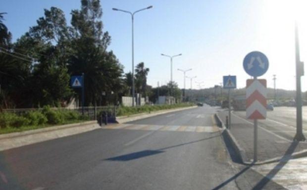 Λεωφορείο έπεσε πάνω σε αυτοκίνητα στην Κέρκυρα. Ένας τραυματίας