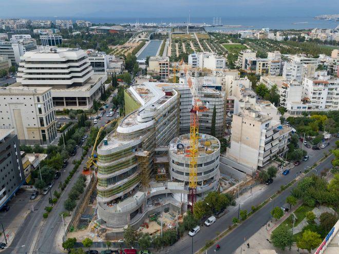 Αυτό είναι το πλέον εντυπωσιακό κτίριο της Αθήνας για το 2017