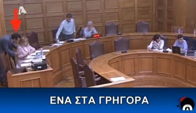 Στο ΕΣΡ στέλνει η Βουλή την Ελληνοφρένεια για σεξιστικό σχόλιο