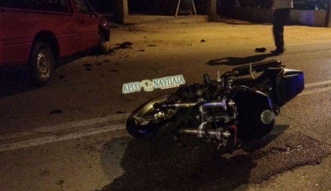 Φρικτό δυστύχημα στο Άργος: Νεκρή 30χρονη