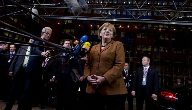 Ms. Angela MERKEL, German Federal Chancellor.