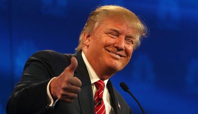 Τραμπ: 66 εκατ. δολάρια από την τσέπη του για να βγει πρόεδρος