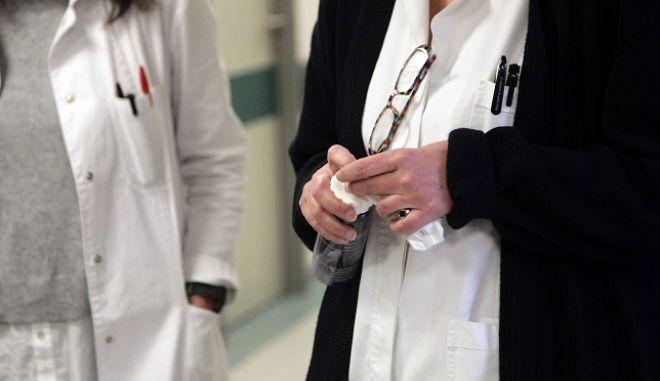 Φωτό αρχείου: Γιατροί σε νοσοκομείο