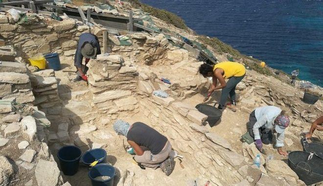 Νέα ευρήματα: 'Κόμβος' στο Αιγαίο η Κέρος την εποχή του Χαλκού