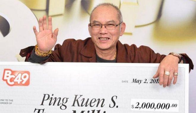 Κέρδισε 2 εκατ. δολάρια την ημέρα των γενεθλίων του που βγήκε στη σύνταξη