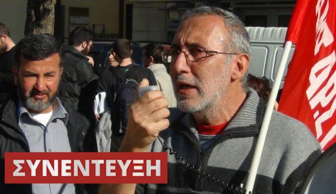 ΑΝΤΑΡΣΥΑ-ΜΑΡΣ: Διαγραφή χρέους και κοινή δράση της Αριστεράς απέναντι στους φασίστες