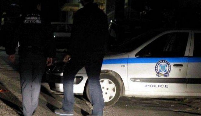 Τρεις νεκροί μέσα σε αυτοκίνητο σε ρέμα στην Αλεξανδρούπολη