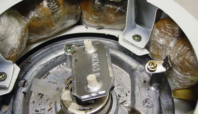 Ναρκωτικά κρυμμένα σε ρόδα φορτηγού (ΦΩΤΟ Αρχείου)