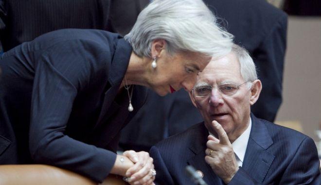 Λαγκάρντ: Η Κύπρος οφείλει να εφαρμόσει τις δεσμεύσεις της