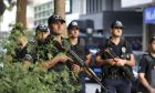 Τούρκοι αστυνομικοί στη Σμύρνη