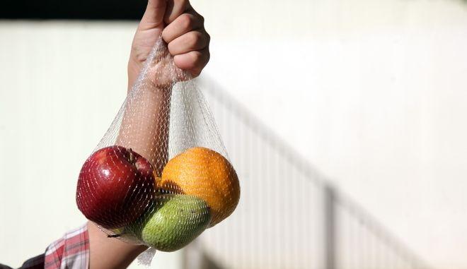 Διανομή φρούτων και λαχανικών σε σχολεία
