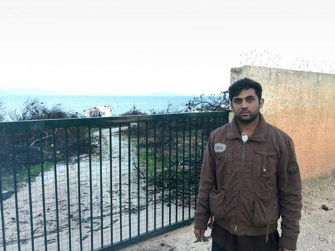 Ο Σα Ναβάς που κατάφερε να βγει ζωντανός από το μοιραίο οικόπεδο που έχασαν την ζωή τους 26 άνθρωποι