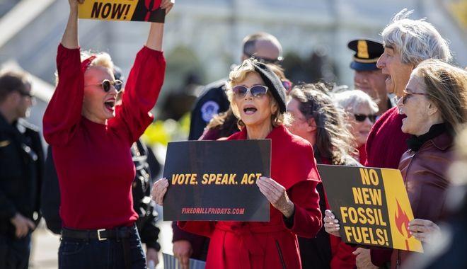 Sam Waterston και η Jane Fonda 18 Οκτώβρη