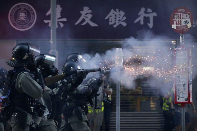 Επεισόδια στο Χονγκ Κονγκ
