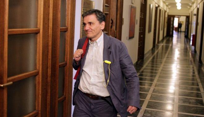 Συνεδρίαση του Κυβερνητικού Συμβουλίου την Τρίτη 12 Μαΐου 2015, στην Βουλή (EUROKINISSI/ΓΙΩΡΓΟΣ ΚΟΝΤΑΡΙΝΗΣ)