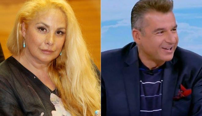 Τζένη Χειλουδάκη - Γιώργος Λιάγκας