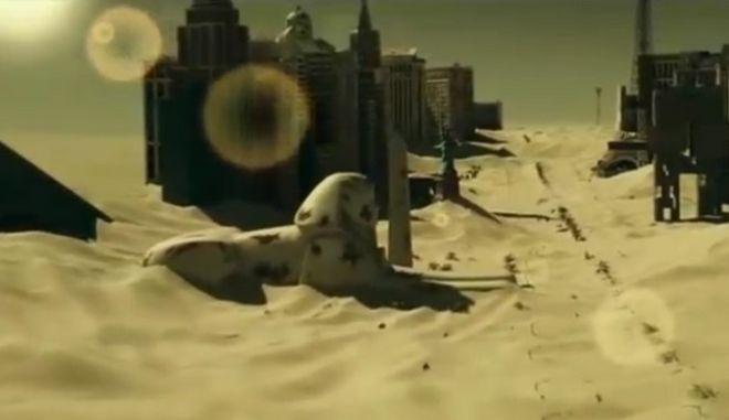 Τι θα συμβεί αν ο άνθρωπος εξαφανιστεί από τη γη Kosmos