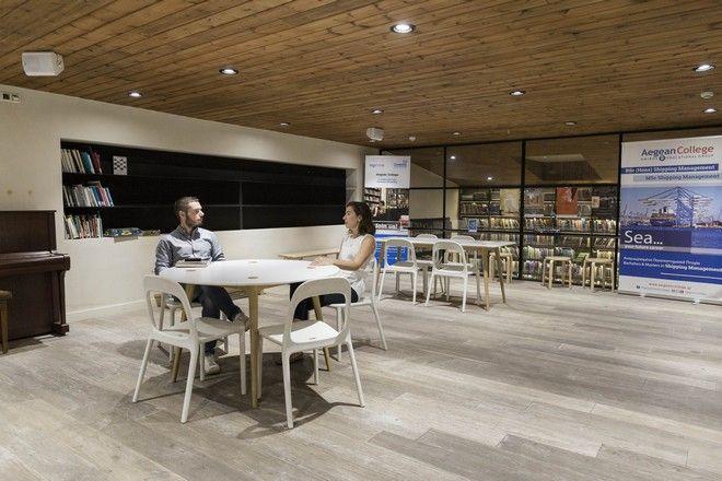 Στο Aegean College η επαγγελματική αποκατάσταση των φοιτητών είναι σε πρώτο πλάνο