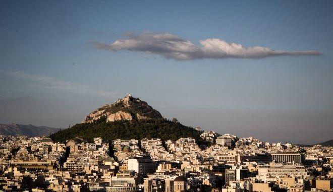 Ο ουρανός της Αθήνας