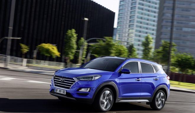 Ερχεται το best seller SUV της Hyundai