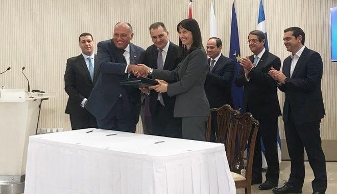 Ελλάδα, Κύπρος και Αίγυπτος από κοινού στην κρουαζιέρα