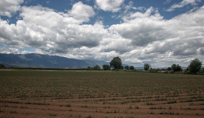 Σύννεφα στα Τρίκαλα