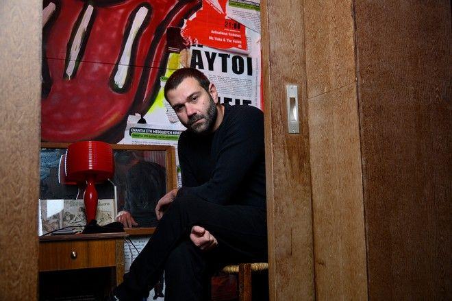 Ο ηθοποιός Τάσος Ιορδανίδης πρωταγωνιστεί στον