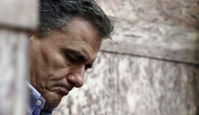 Τσακαλώτος μετά το Eurogroup: H Ελλάδα πλέον αλλάζει σελίδα