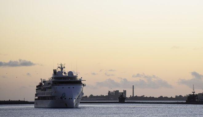 Πλοίο (φωτογραφία αρχείου)